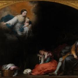 The Foundation of Santa Maria Maggiore in Rome. The Patrician's Dream