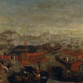 Embarco del Dux de Venecia