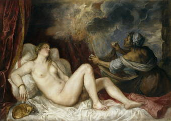 """The Reclining Nude and the """"poesie"""""""
