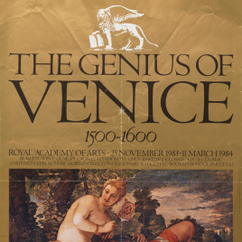 The genius of Venice 1500-1600 [Material gráfico].
