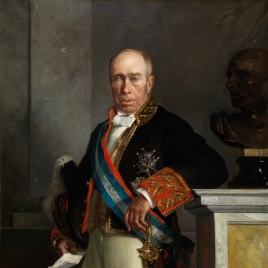 Antonio Alcalá Galiano, ministro de Fomento