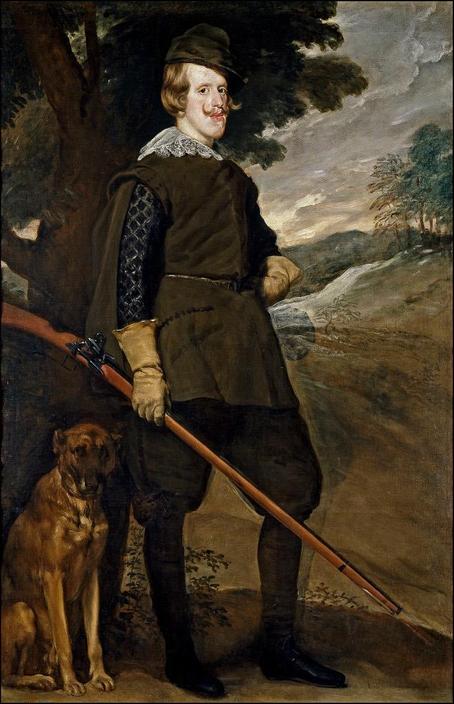 1550-1770. Painting in an Absolutist State