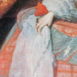 La infanta doña Margarita de Austria [Material gráfico] / Museo Nacional del Prado