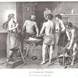 La fragua de Vulcano