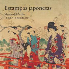 Estampas japonesas [Recurso electrónico] / Museo Nacional del Prado.