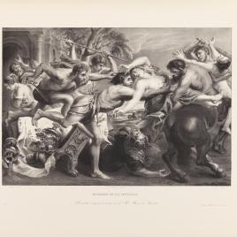 El rapto de Hipodamía