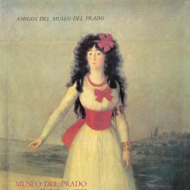Goya en las colecciones madrileñas [Material gráfico] / Amigos del Museo del Prado.