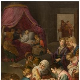 El Nacimiento de la Virgen