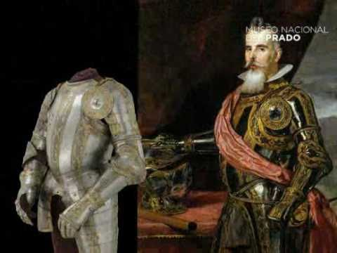 Exhibition preview: The Art of Power. The Royal Armoury and court portraiture