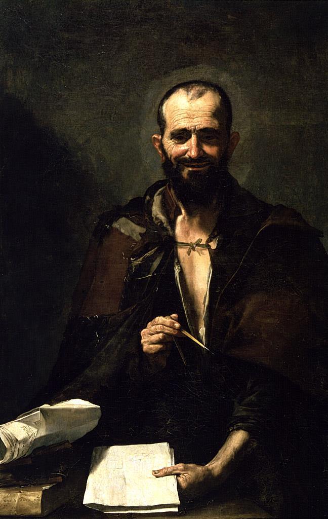 Ribera, José de. El Españoleto