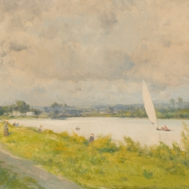 Vista sobre el Sena