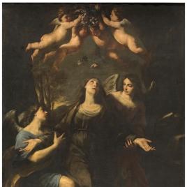 Santa Rosalía de Palermo