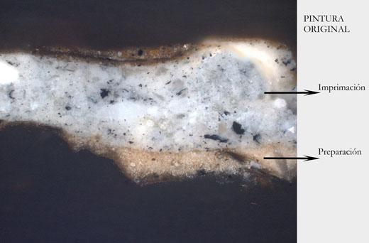 Stratigraphic sample