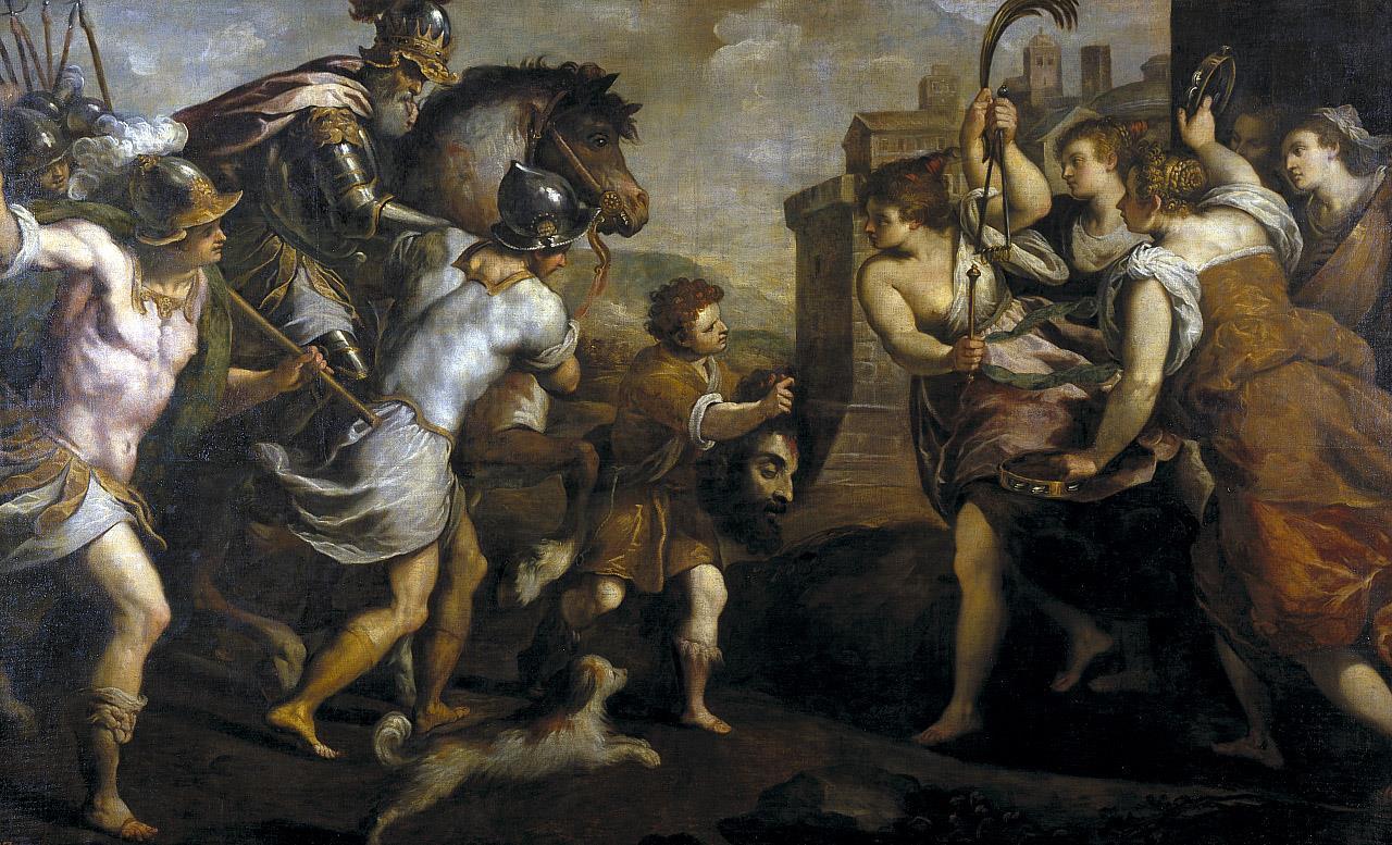 Palma el Joven. Jacopo Negretti 