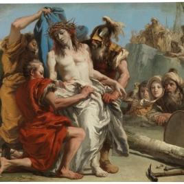 El Expolio de Cristo
