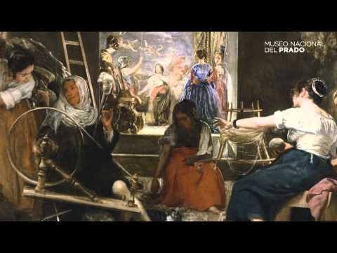 Ángela Molina: Las Hilanderas, de Diego Velázquez