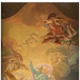 Moisés en el Sinaí