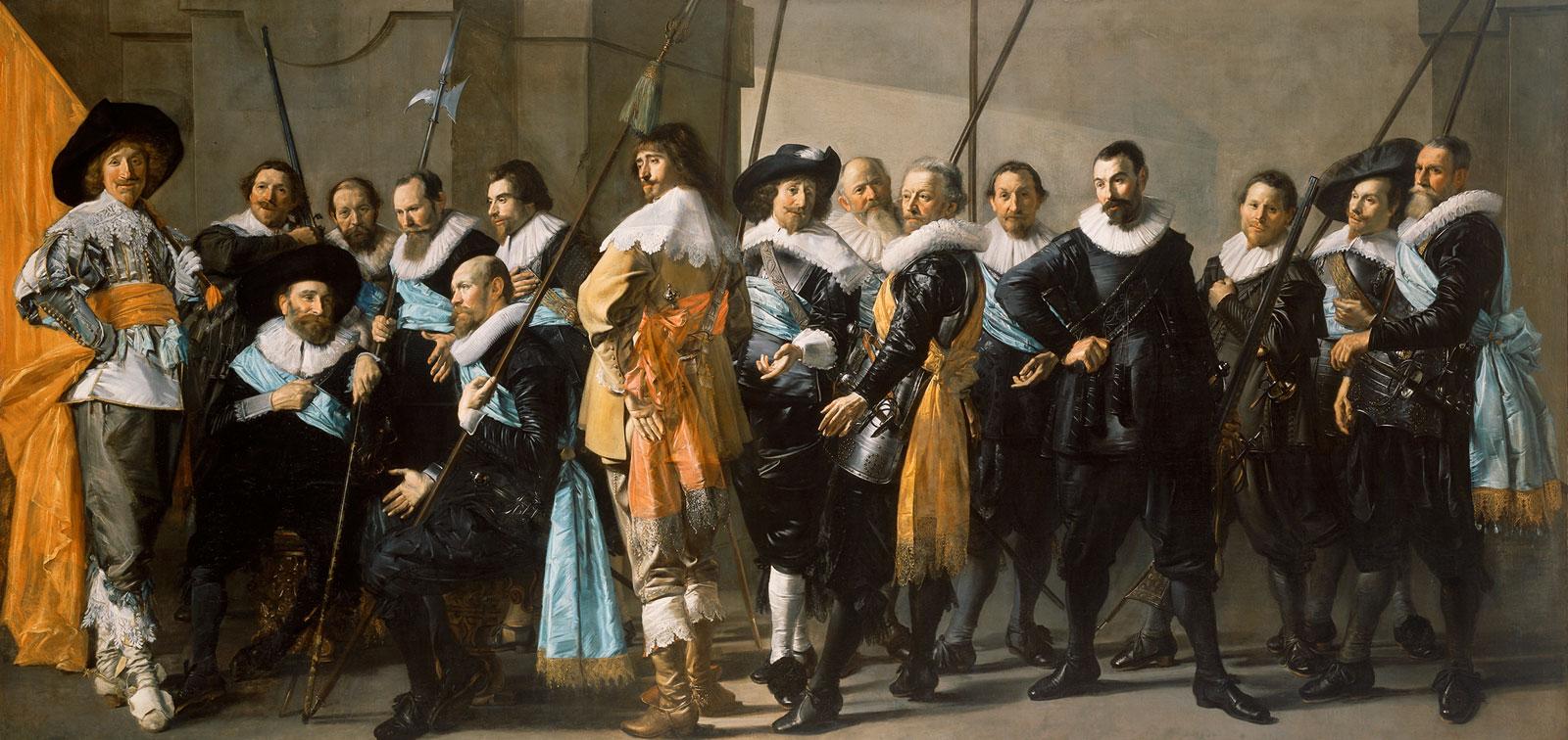 La obra invitada: La compañía del capitán Reijnier Reael y el teniente Cornelis Michielsz Blaeuw