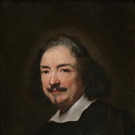 El pintor Andrea Sacchi