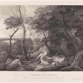 Landscape with Saint Paul the Hermit