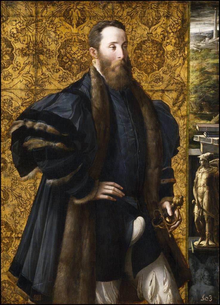 Parmigianino. Girolamo Francesco Maria Mazzola