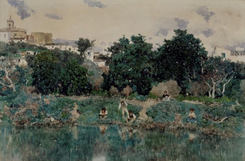 A orillas del Guadaira