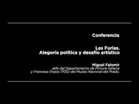Conferencia: Las Furias. Alegoría política y desafío artístico