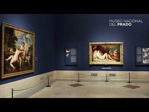 Titian: Danaë, Venus and Adonis. The early poesie