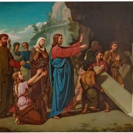 La resurrección de Lázaro