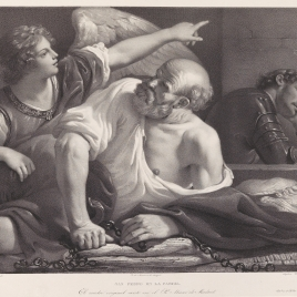 Saint Peter freed by an Angel