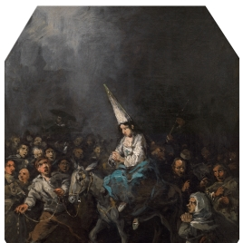 Woman Condemned by the Inquisition