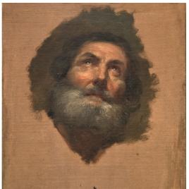 Head of an Apostle