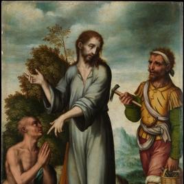 Cristo justificando su Pasión