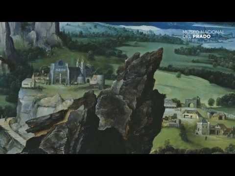 Eva Lootz: Landscape with Saint Jerome, by Patinir