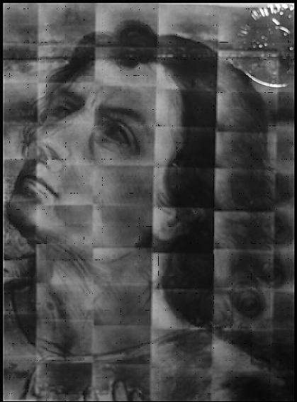<p><em>Fig.1</em>. Detalle de la reflectografía infrarroja realizada en 1981</p>