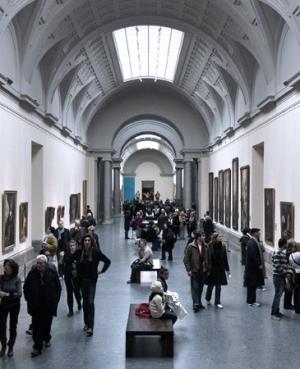 Beca 2017 Congreso de los Diputados - Museo Nacional del Prado de formación e investigación en el ámbito de la restauración de pintura del siglo XIX