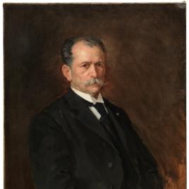 Enrique Simonet y Baca, padre del pintor