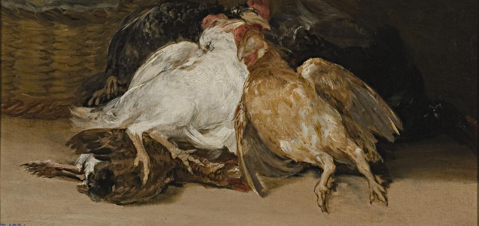 El bodegón español en el Prado