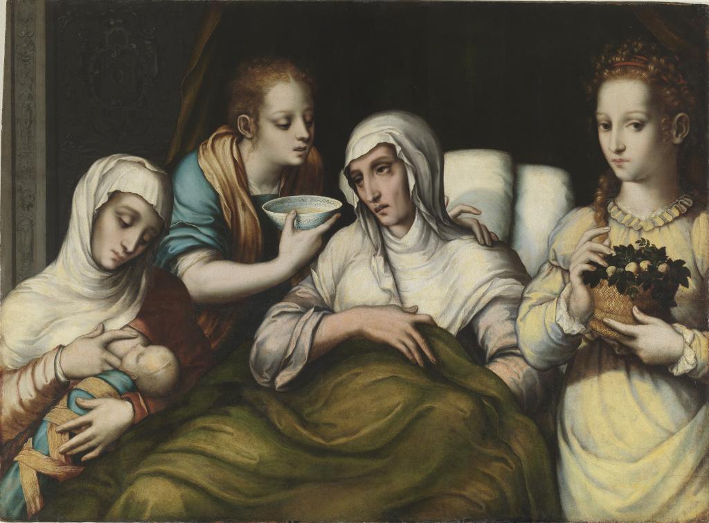 Del dulce pintar. En torno a la Virgen y el Niño