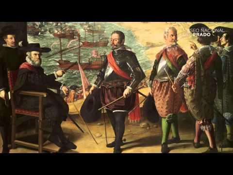 Obras comentadas: La Defensa de Cádiz frente a los Ingleses, Zurbarán