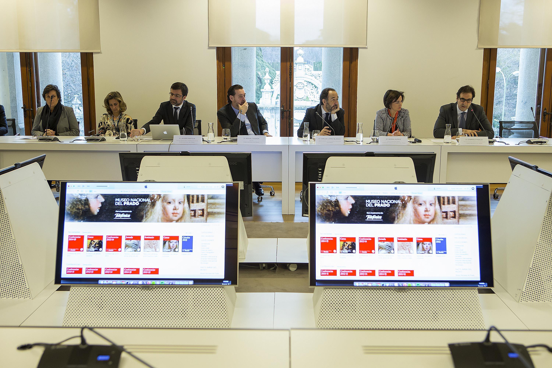 El Prado se incorpora a dos innovadores proyectos educativos,  canal iTunes U y MiríadaX