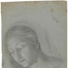 Busto de la Virgen
