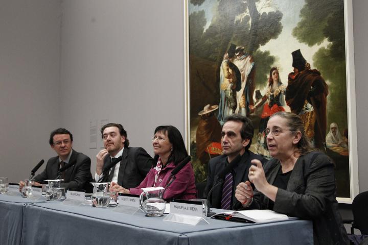 Los Goya del Prado en CaixaForum Barcelona