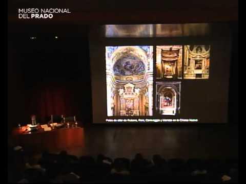 Conferencia: La pintura en Roma hacia 1615: intereses temáticos y tendencias estilísticas