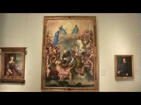 Otros ojos para ver el Prado: La Gloria, de Tiziano