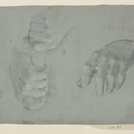 Tres manos