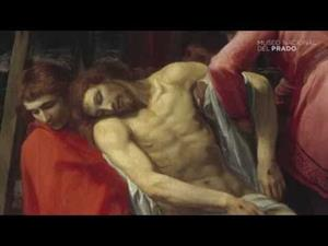 Commented works: The Descent from the Cross by Bartolomé Carducho.