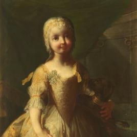 María Isabel de Borbón y Sajonia, infanta de Nápoles y de España