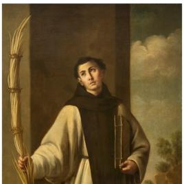 Mártir de la Orden de San Jerónimo