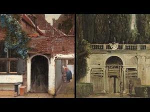 """Avance de la exposición """"Velázquez, Rembrandt, Vermeer. Miradas afines"""""""
